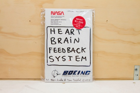 A Space Program - Tom Sachs and Van Neistat- DVD release and signing
