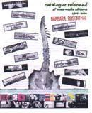 Catalogue Raisonné of Cross-Media Editions