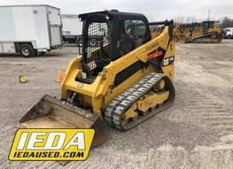 Used 2015 Caterpillar 259D For Sale