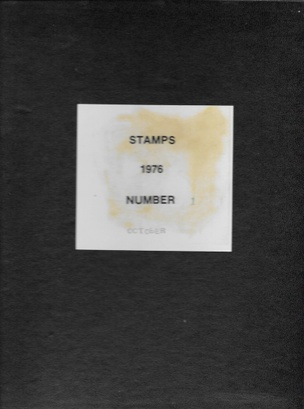 STAMPS, No. 1
