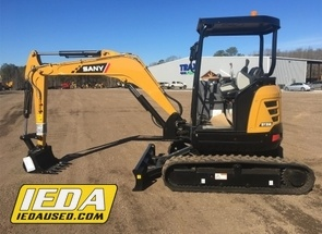 Used 2020 Sany SY35U For Sale