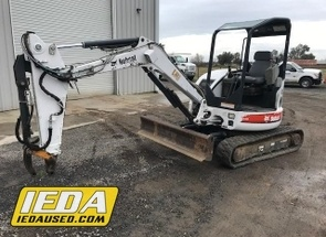 Used 2005 Bobcat 430HAG For Sale