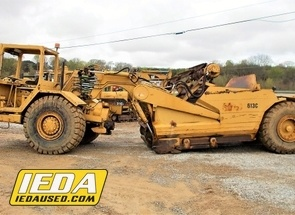 Used 1989 Caterpillar 613C For Sale