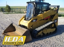 Used 2011 Caterpillar 259B3 For Sale