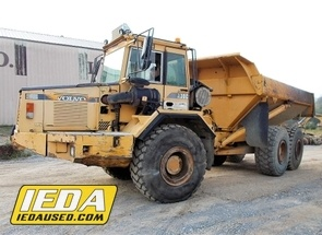 Used 1998 Volvo A30C For Sale