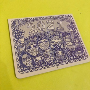 2021 Paquita Calendar