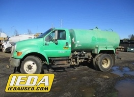 Used 2006 Ford F750 For Sale