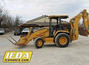 Used 2000 Caterpillar 416C For Sale