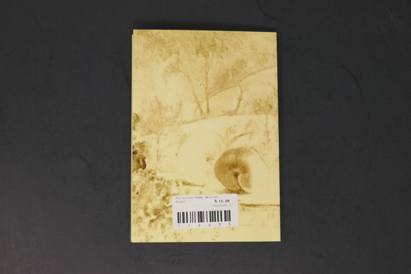 The Balthus Poems thumbnail 5