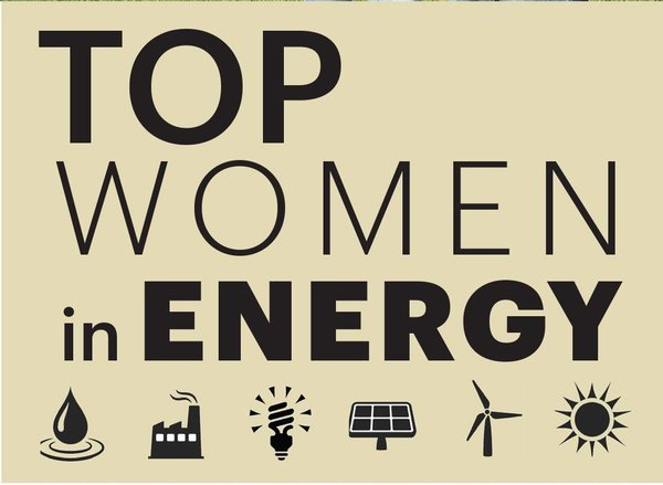Top Women in Energy Reception