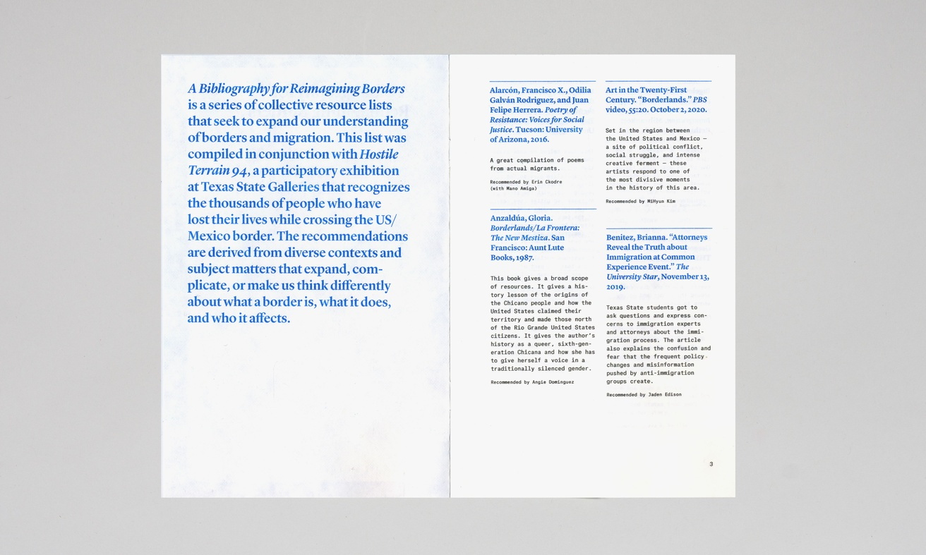 A Bibliography for Reimagining Borders [2 volume set] thumbnail 2