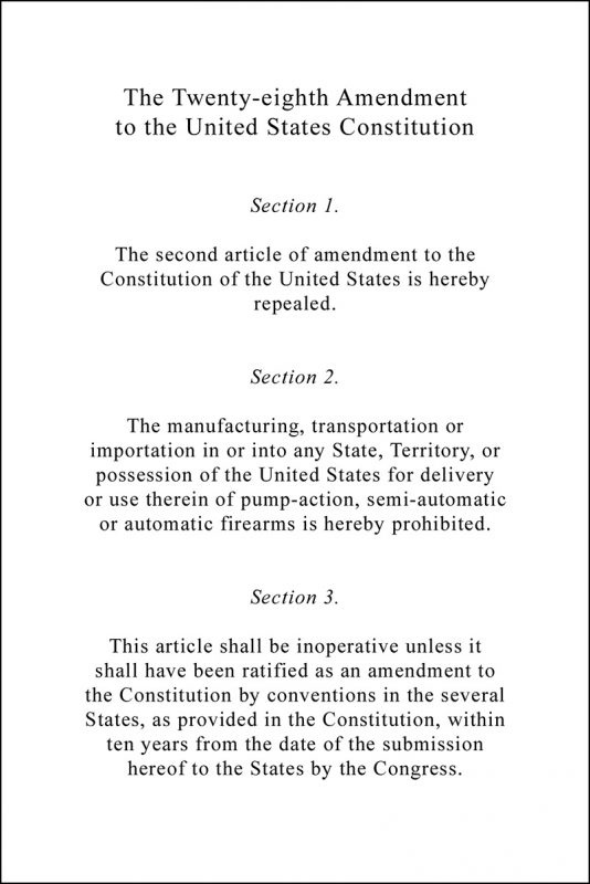 the eighth amendment to the united 8th amendment 9th amendment 10th amendment founding fathers the eighteenth article of amendment to the constitution of the united states is.