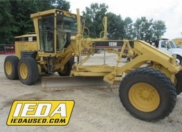 Used 2006 Caterpillar 135H For Sale