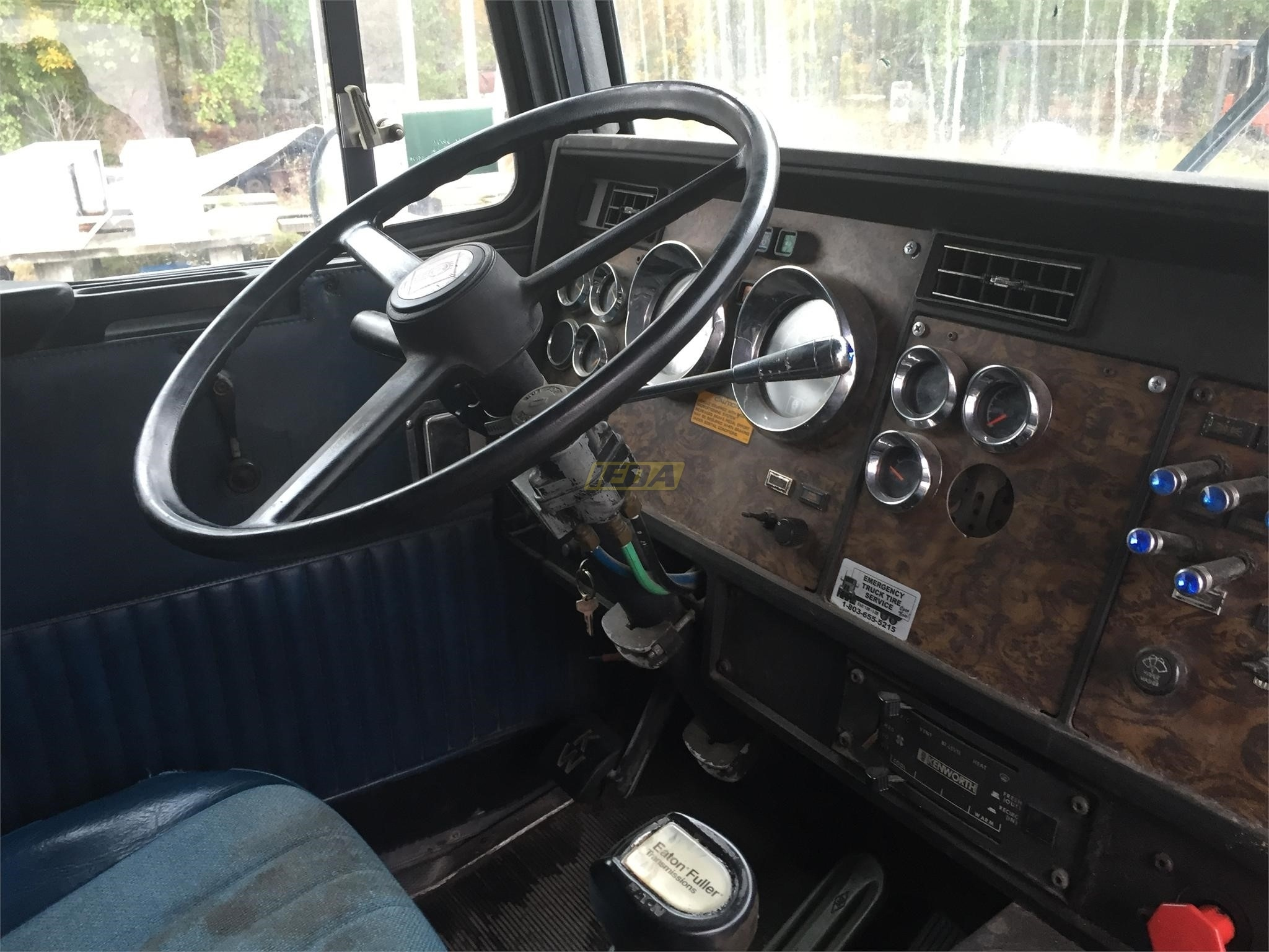 Used 1993 Kenworth T800 For Sale