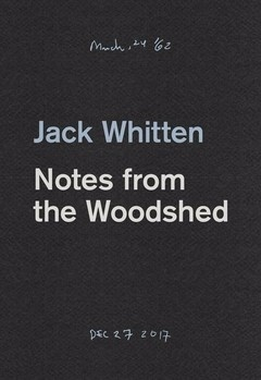 Notes from the Woodshed