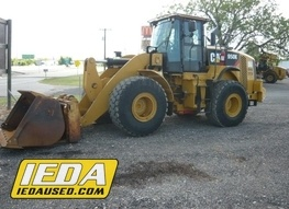 Used 2014 Caterpillar 950K For Sale