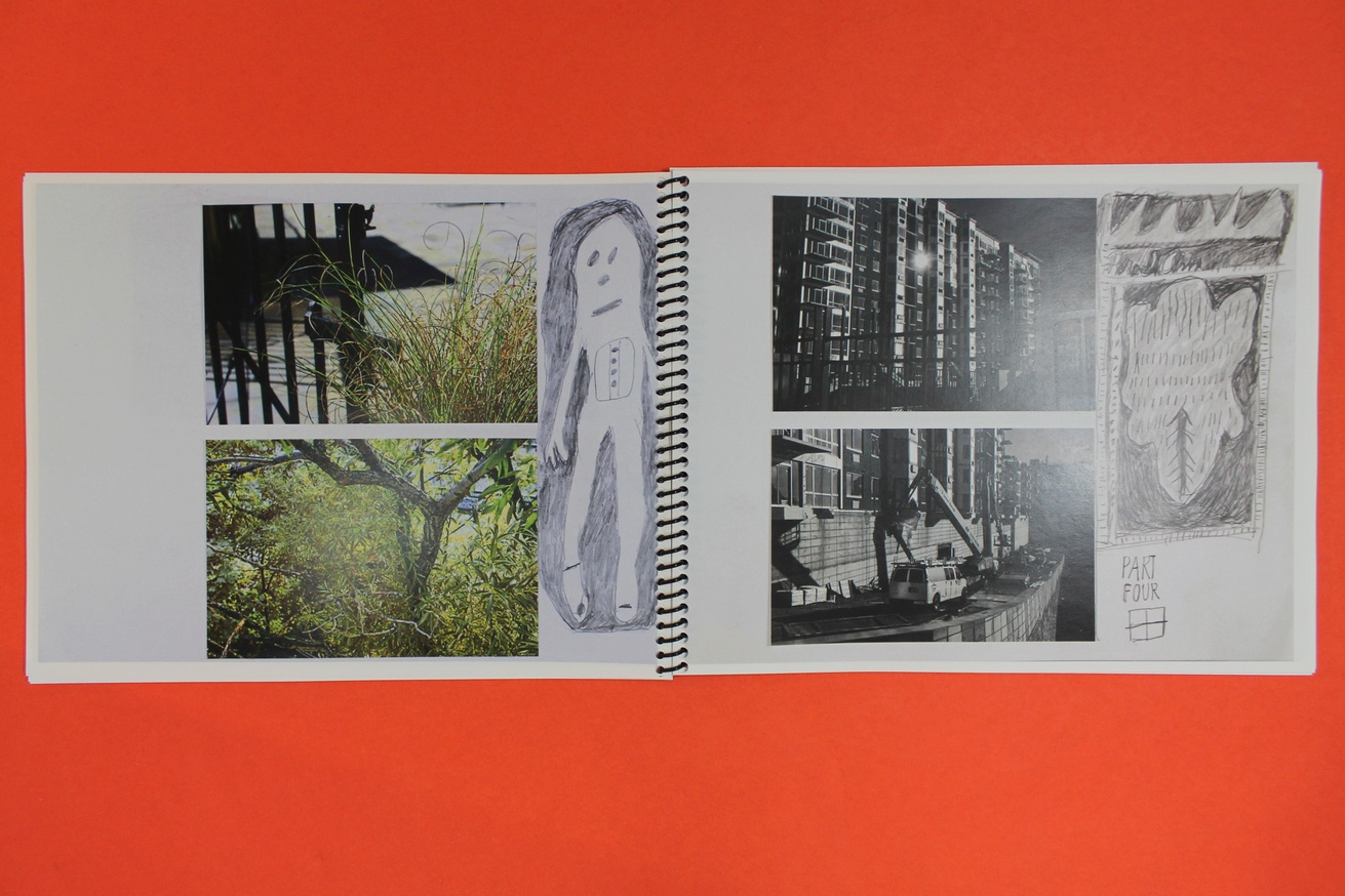 Here I Am, Photographs and Drawings About Nothing thumbnail 5