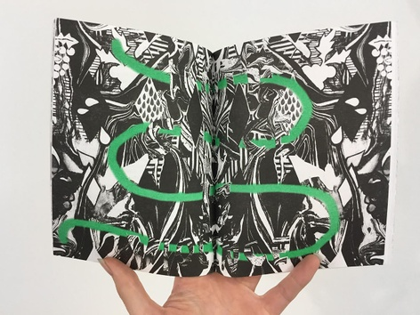 Black & White Studies by Sheryl Oppenheim and Janelle Poe