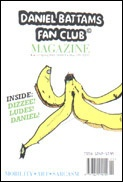 Daniel Battams Fan Club Magazine