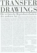 Transfer Drawings