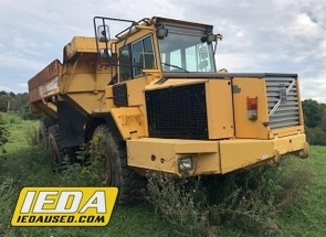 Used 1999 Volvo A30C For Sale