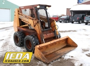 Used 1991 Case 1845C For Sale