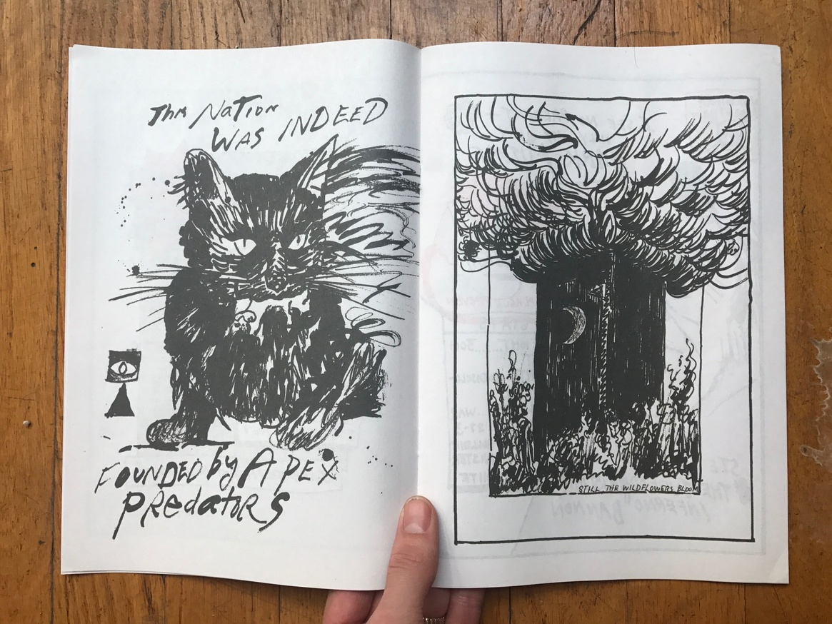 Bullseye Comics #1: The Black Hand Guide You thumbnail 3