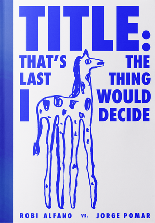 TITLE: That's the last thing I would decide