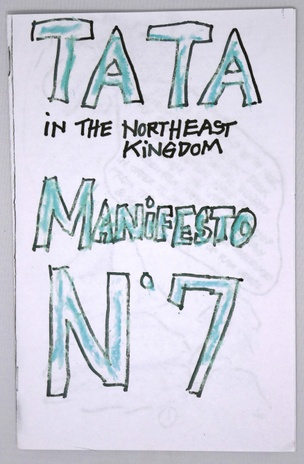 TATA In The Northeast Kingdom