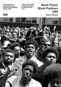 Black Power Black Panthers 1969