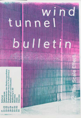 Wind Tunnel Bulletin