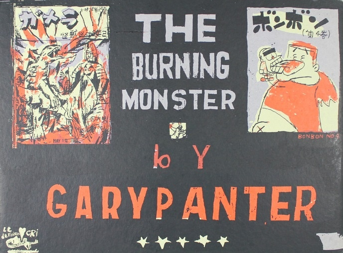 The Burning Monster [Silkscreen] thumbnail 5