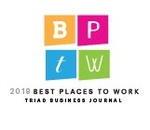 Best Places to Work in the Triad 2018