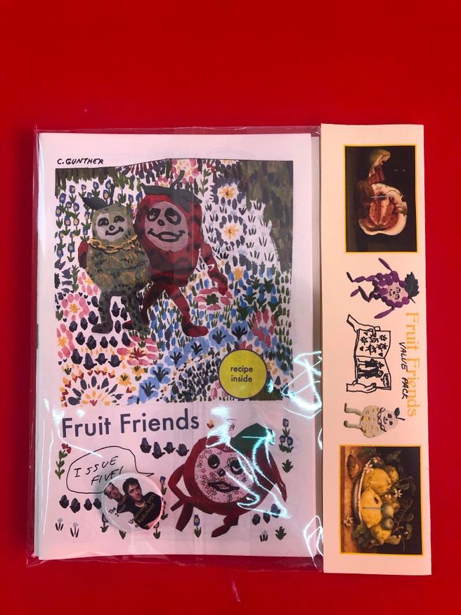 Fruit Friends Value Pack