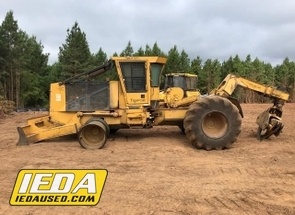 Used 2005 Tigercat 620C For Sale