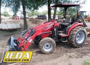 Used 2011 Case IH FARMALL 45 For Sale