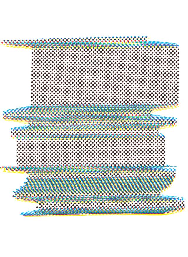 CMYK Print Test Panel (Darkroom Manuals), 2014 - Set of Four thumbnail 3