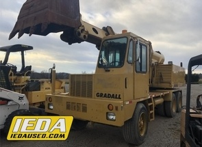Used 1997 Gradall XL4100 For Sale