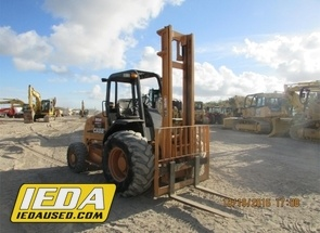 Used 2012 Case 586G For Sale