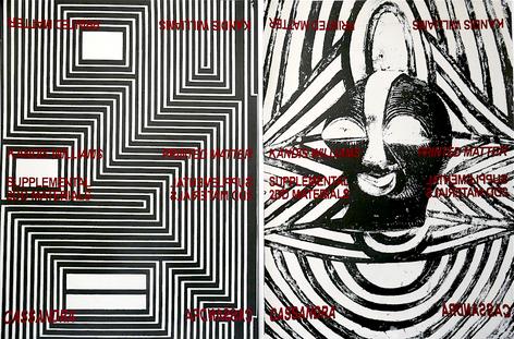 Kandis Williams / The work of Cassandra Press
