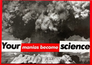 Your Manias Become Science Postcard