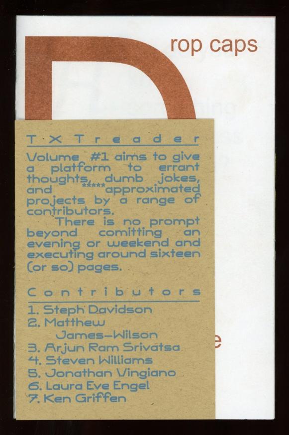 TXTreader Vol. 1
