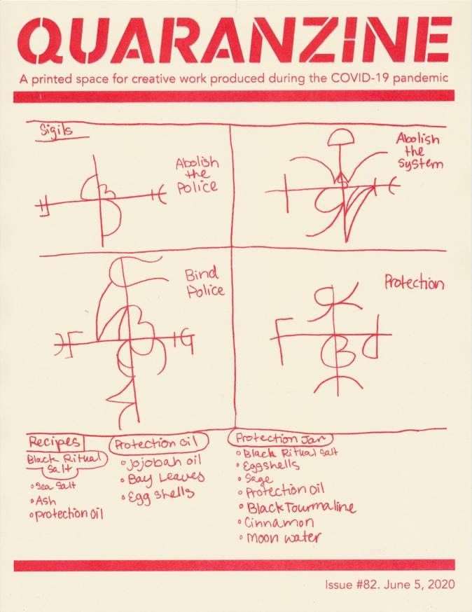 QUARANZINE (12 Assorted Issues) thumbnail 7
