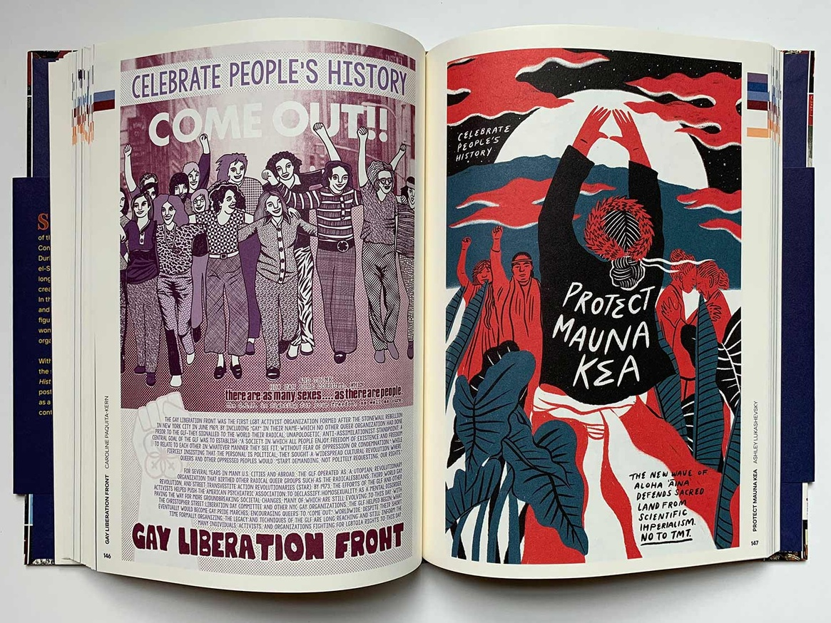Celebrate People's History: The Poster Book Of Resistance and Revolution: New Edition thumbnail 6