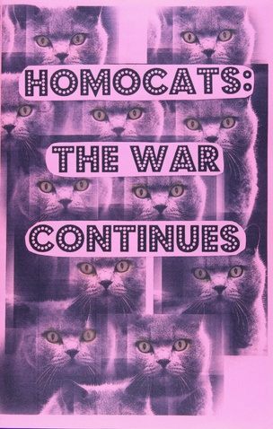 HOMOCATS: The War Continues