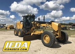 Used 2013 Caterpillar 140M VHP PLUS For Sale