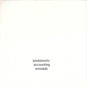 Accounting Amodulo, 1972