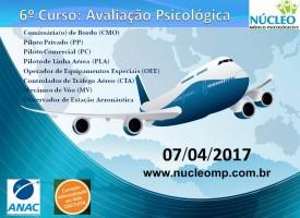 Avaliação Psicológica para Pilotos e Comissários de Bordo