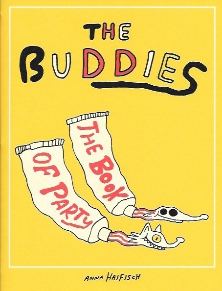 The Buddies : The Book of Party