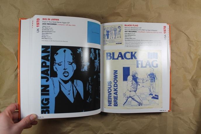 PUNK 45 : Original Punk Rock Singles Cover Art thumbnail 4